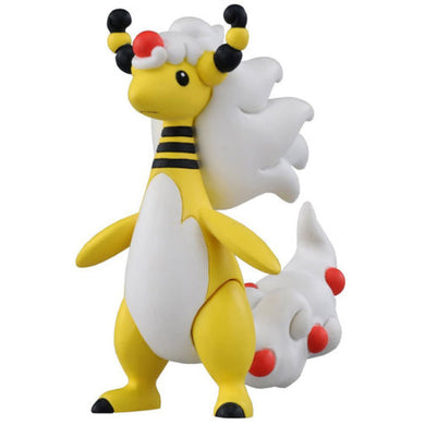 Takaratomy Pokemon X & Y SP-25 Mega Ampharos Figure, 2.5