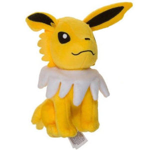 TOMY USA Pokemon Eeveelution Series - Jolteon T18165 Plush