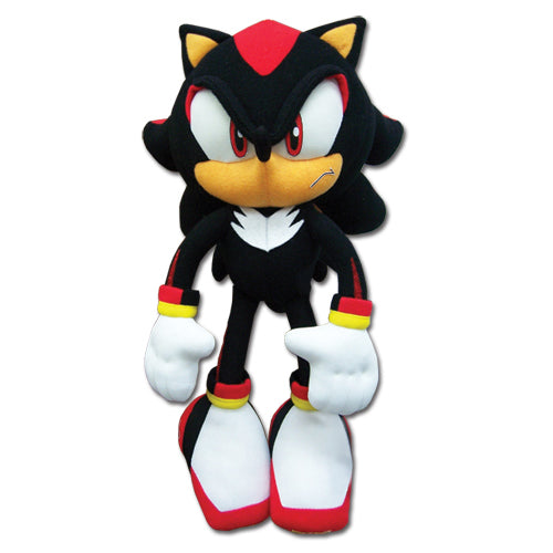 Great Eastern GE-8967 Sonic The Hedgehog: Shadow Plush, 12