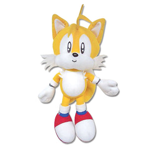 Great Eastern GE-7089 Sonic The Hedgehog: Classic Tails Plush, 8""