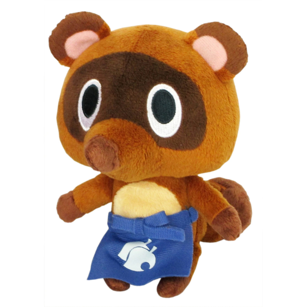 Little Buddy Animal Crossing Tommy Apron Store Plush, 5.5