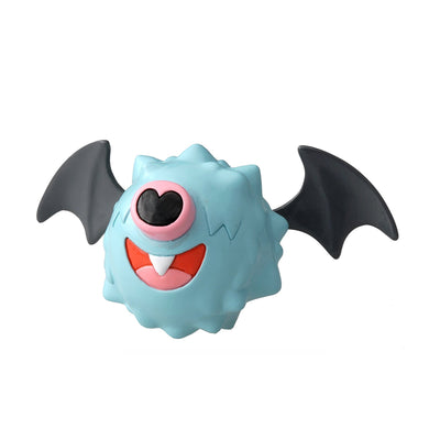 Takaratomy Pokemon M-011 Woobat / Koromori Mini Figure, 2