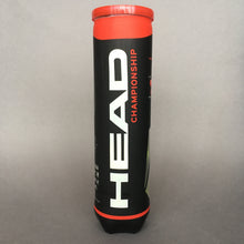 Head Championship Tennis Balls (can of 4)