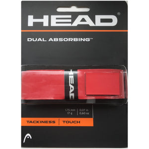 Head Dual Absorbing grip (various colours)