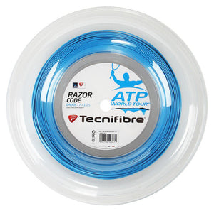 Tecnifibre Razor Code vs Head Synthetic Gut - Tennis restring