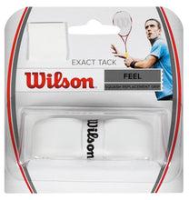 Wilson Exact Tack Squash Grip (black or white)