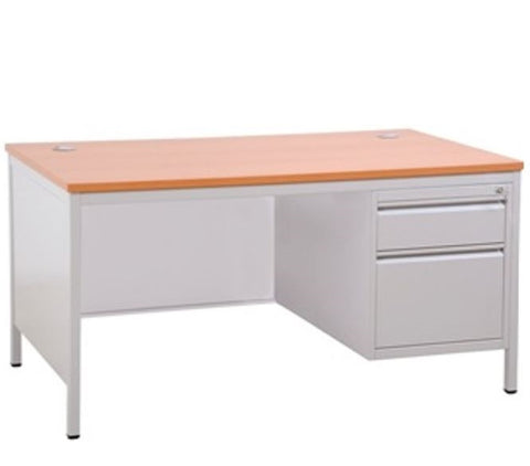 Proacademy Teacher Desk – Single Pedestal