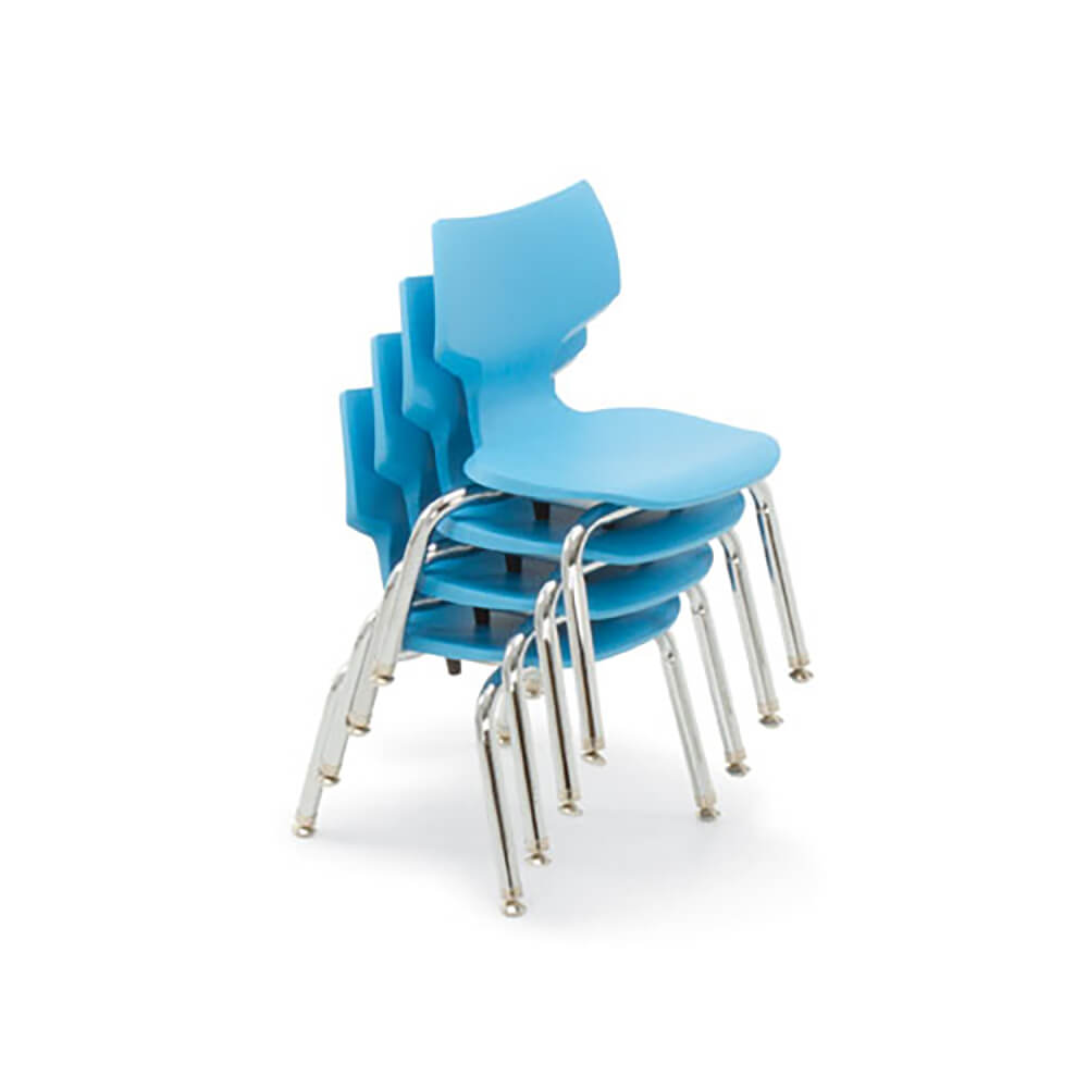 Flavors Stack Chair, 8