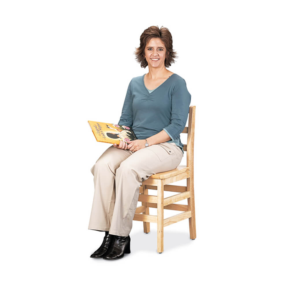 Jonti-Craft® KYDZ Ladderback Chair, 8