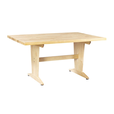 Woodcraft Art/Planning Table