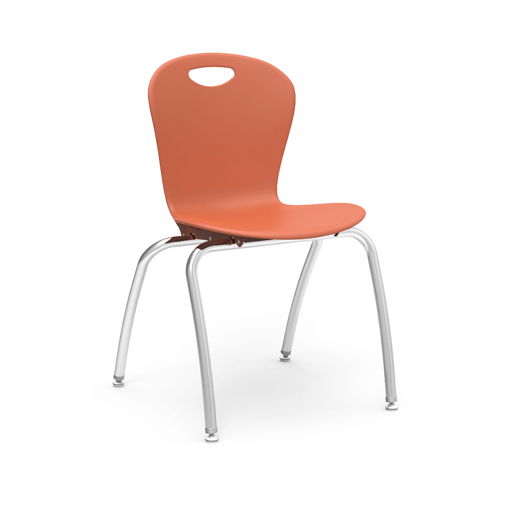 ZUMA Series Stack Chair Civitas Frame, 18