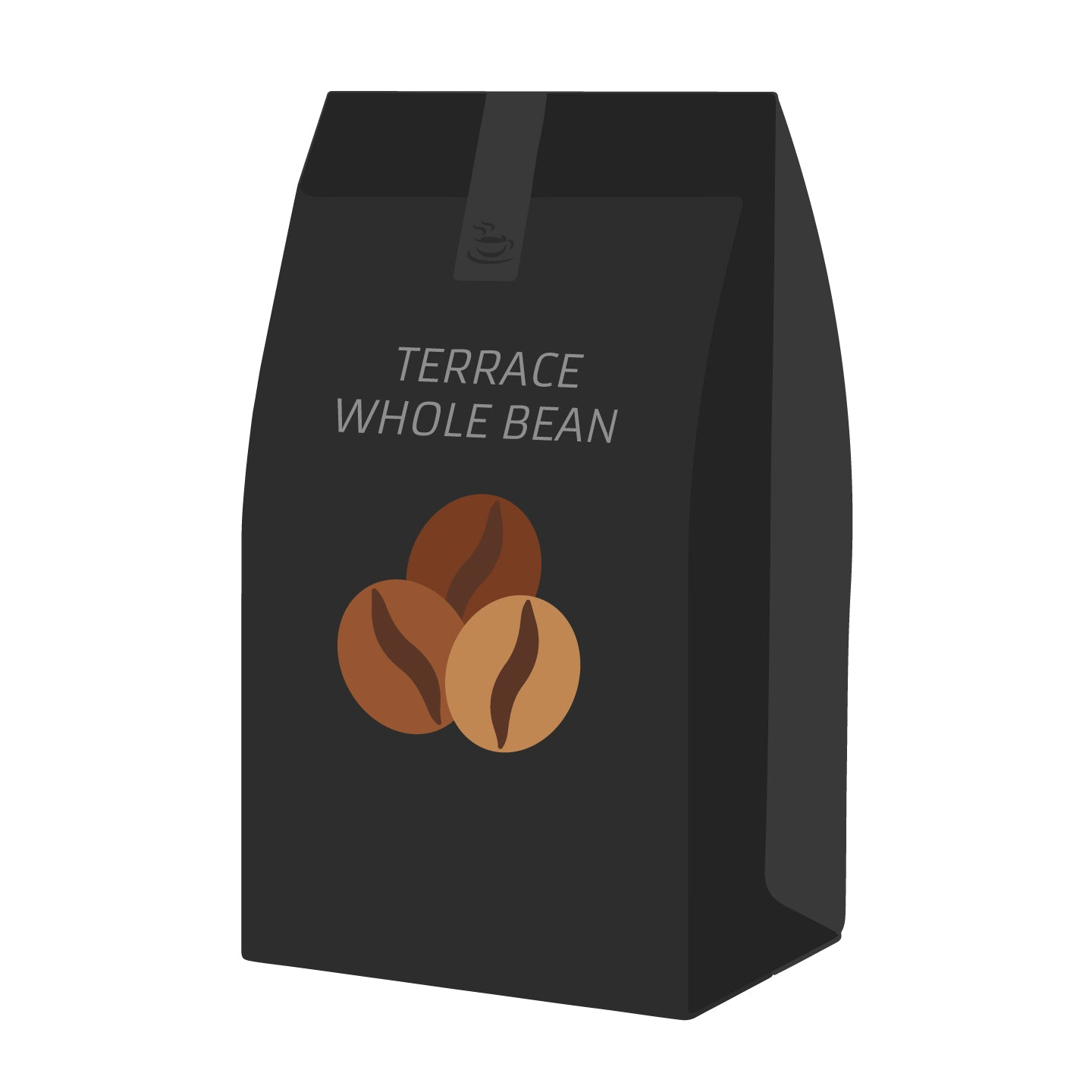 Terrace 12OZ Whole Bean Bag