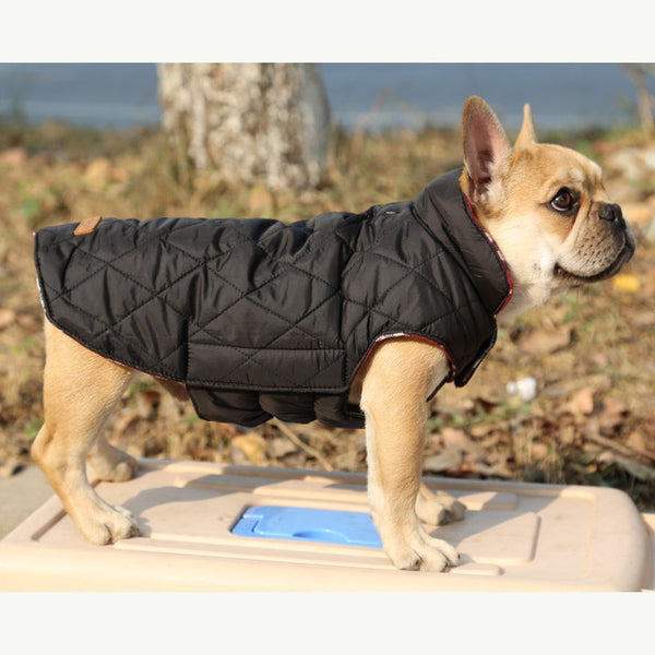 The Lumber Jack Waterproof Reversible Dog - Green