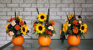 7 Great DIY Indoor Fall Flower Arrangement Ideas