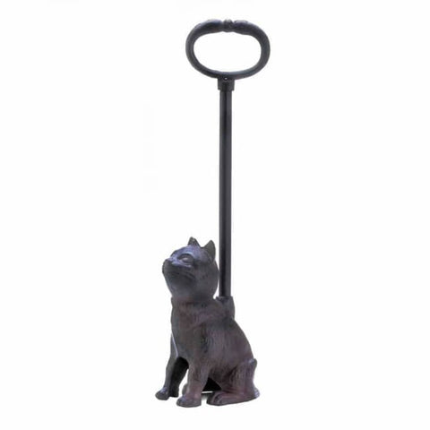 Cat Door Stopper With Handle Door Stop