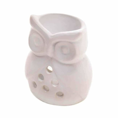 Charming Owl Oil Warmer Oil Warmer