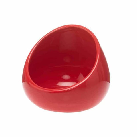 Cherry Red Boom Bowl Living Room > Tabletop Decor