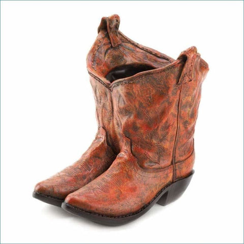 Classic Cowboy Boots Planter Outdoor > Gardening > Planters