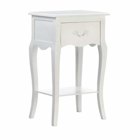 Country Loft Accent Table Bed; Bath & Body
