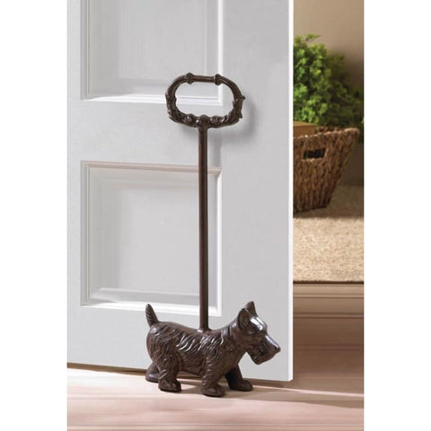 Doggy Door Stopper With Handle Door Stop