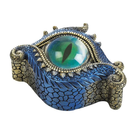 Dragons Eye Trinket Box Jewelry Decor