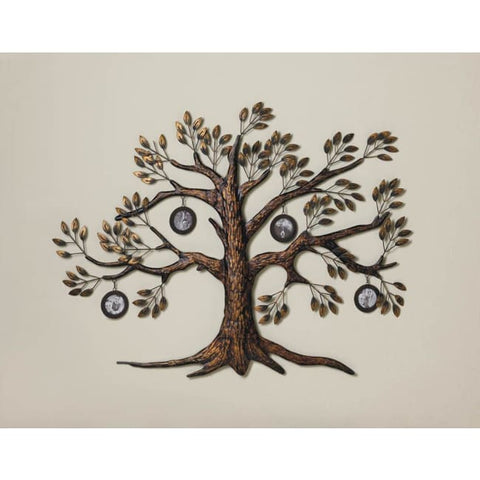 Family Tree Photo Wall Decor Picture Frames