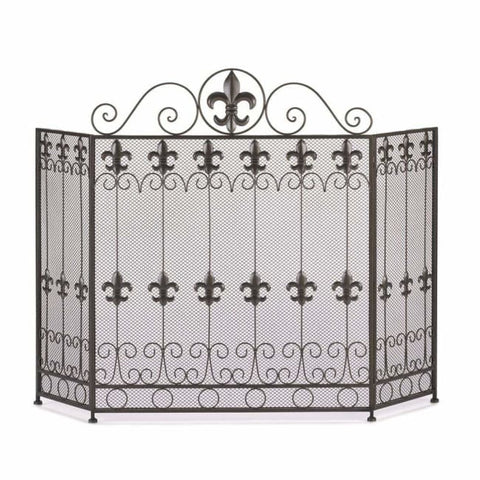 French Revival Fireplace Screen Fireplace Screen