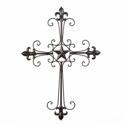 Lone Star Wall Cross Religious And Inspiration