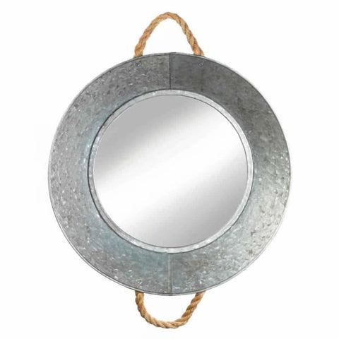 Metal Tin Wall Mirror Accents > Mirrors