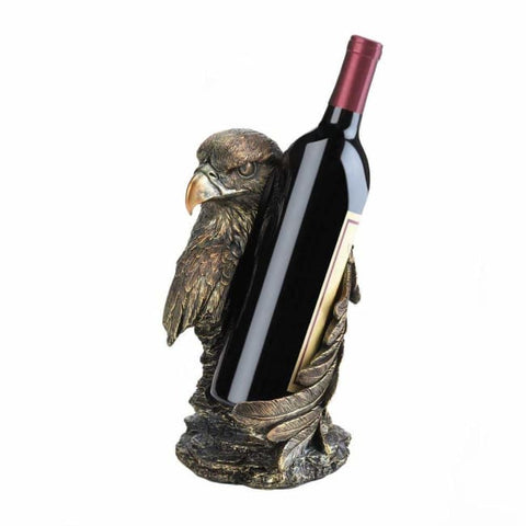 Patriotic Eagle Wine Bottle Holder Wine Holder