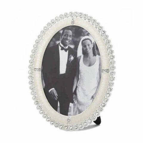 Rhinestone Shine Photo Frame 5X7 Picture Frames