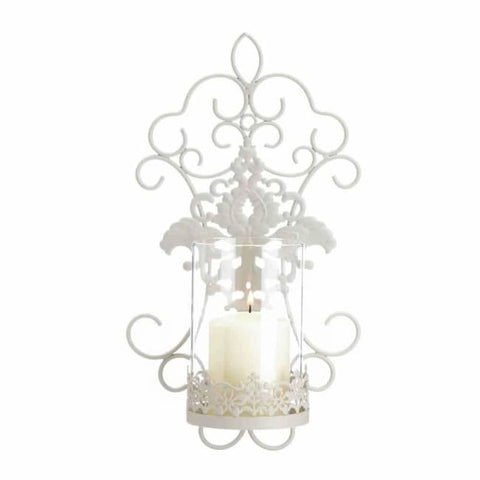 Romantic Lace Wall Sconce Lighting