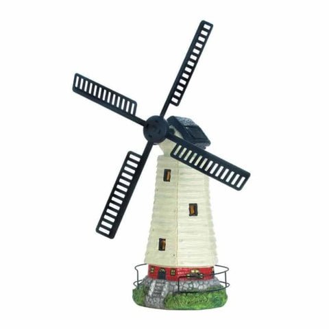 Solar Windmill Lighthouse Solar Lighting