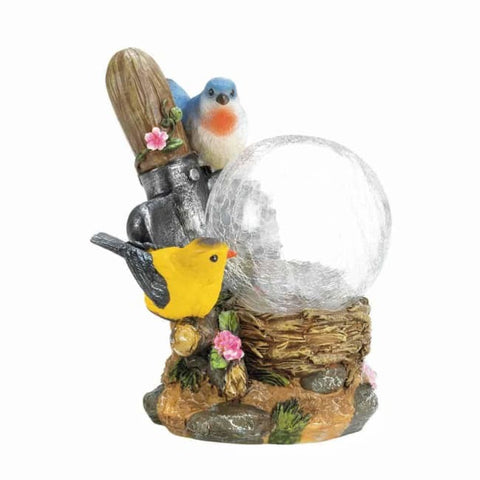 Songbirds Solar Lamp Solar Lighting
