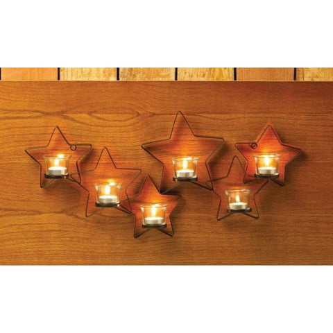 Starlight Candle Sconce Lighting