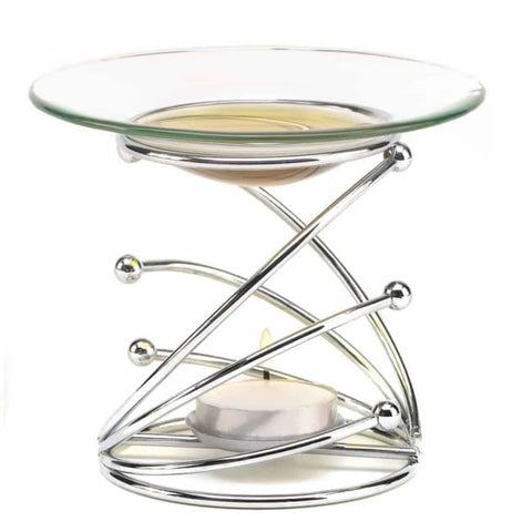 Swirl Oil Warmer Home Fragrances