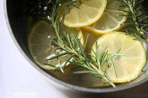 cook up a new home fragrance with a simple simmer pot