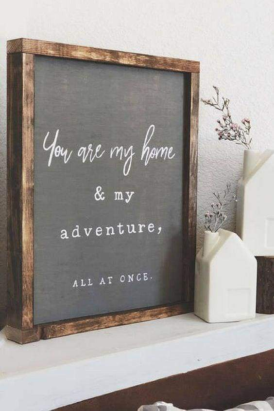 best modern farmhouse sign ideas