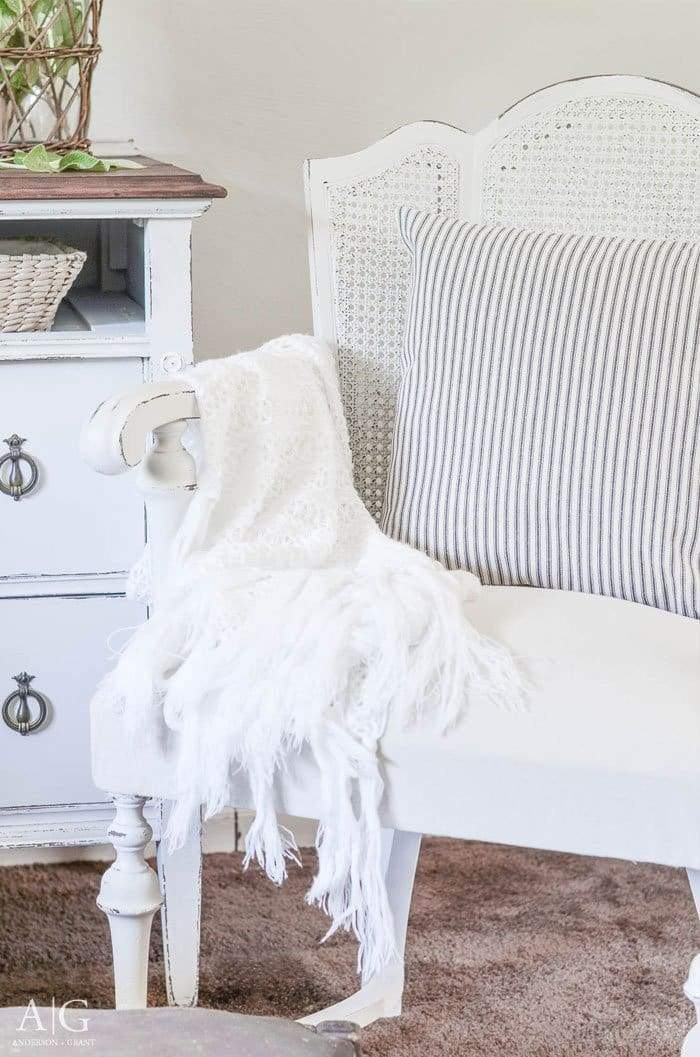 farmhouse vintage chair makeover ideas