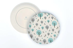 The EcoCubs Original Set of 4 Small Plates