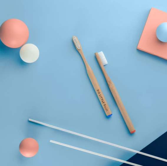 Bamboo Toothbrush - Single
