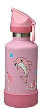 400ml Insulated Kids Bottle - Dani the Dolphin