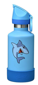 400ml Insulated Kids Bottle - Sammy the Shark