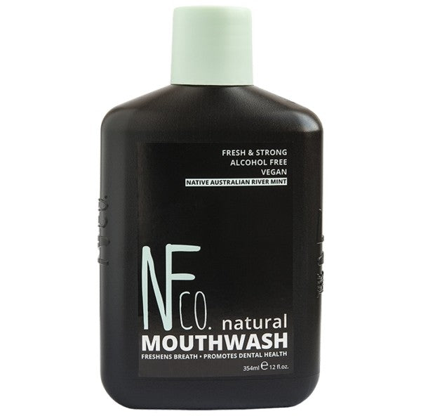 NFco Natural Mouthwash 354ml