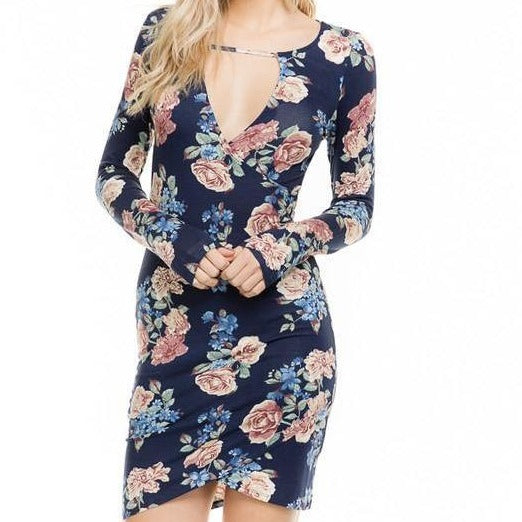 Aria Wrap Dress