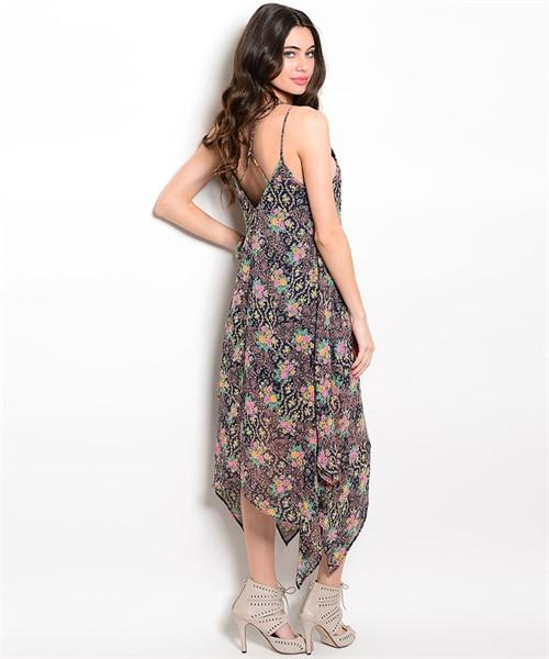 Flower Child Dress