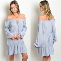 In The Clouds Dress
