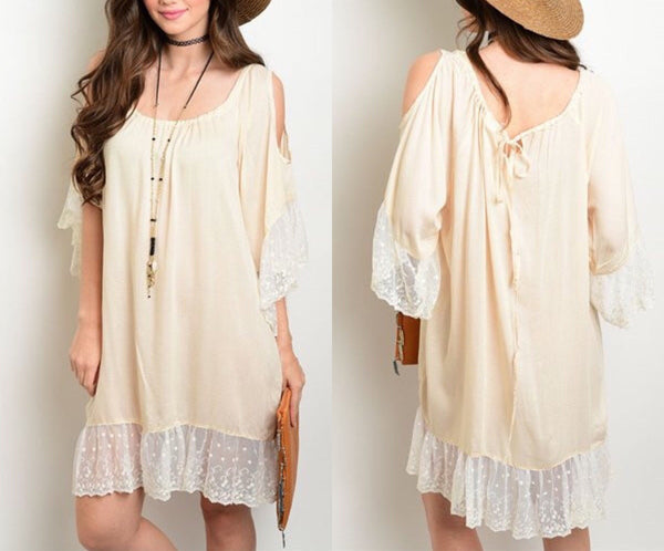 Anjelica Tunic Dress