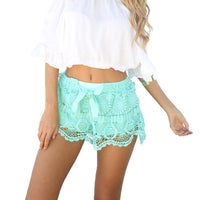 Juliette Lace Shorts