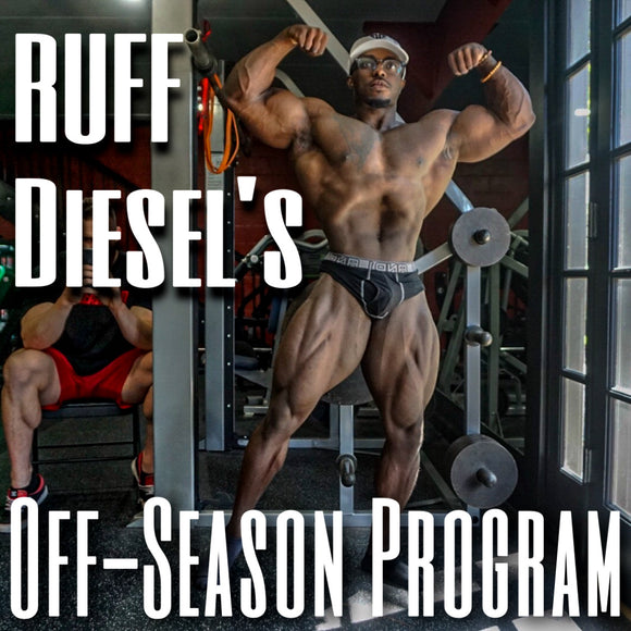 My Off Season Program 2019
